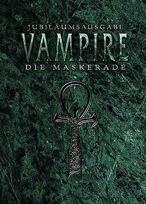 Einfach und sicher online bestellen: Vampire 5 Edition - Die Maskerade Regelwerk in Österreich kaufen.