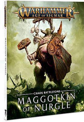 Einfach und sicher online bestellen: Battletome: Maggotkin of Nurgle in Österreich kaufen.