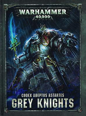 Einfach und sicher online bestellen: Warhammer 40.000 Codex Grey Knights 8. Edition in Österreich kaufen.