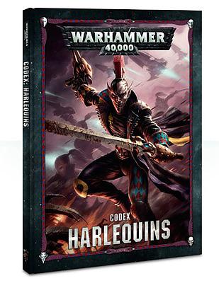 Einfach und sicher online bestellen: Warhammer 40.000 Codex Harlequins in Österreich kaufen.