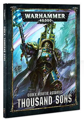 Einfach und sicher online bestellen: Warhammer 40.000 Codex Thousand Sons in Österreich kaufen.