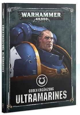 Einfach und sicher online bestellen: Warhammer 40.000 Codex Ultramarines in Österreich kaufen.