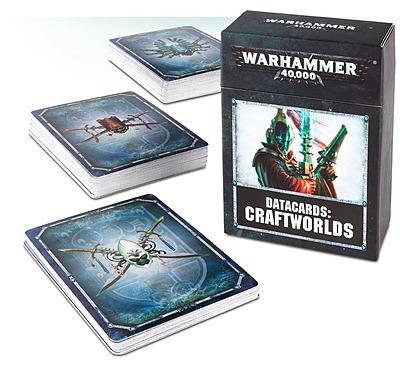 Einfach und sicher online bestellen: Warhammer 40.000 Datacards Craftworlds in Österreich kaufen.