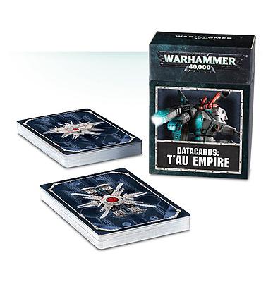 Einfach und sicher online bestellen: Warhammer 40.000 Datacards Tau Empire in Österreich kaufen.