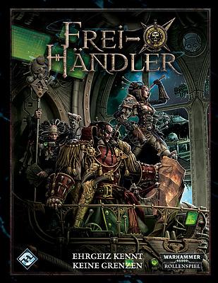 Einfach und sicher online bestellen: Warhammer 40K Freihändler Regelbuch in Österreich kaufen.