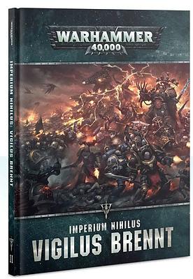 Einfach und sicher online bestellen: Warhammer 40.000 Imperium Nihilus Vigilus brennt in Österreich kaufen.