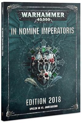 Einfach und sicher online bestellen: Warhammer 40.000 In Nomine Imperatoris in Österreich kaufen.