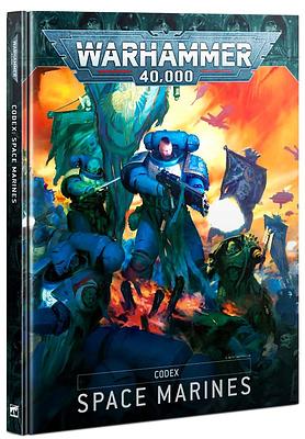 Einfach und sicher online bestellen: Warhammer 40.000 Codex Space Marines in Österreich kaufen.
