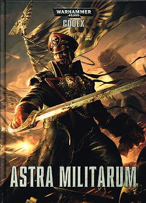 Einfach und sicher online bestellen: Warhammer 40.000 Codex Astra Militarum in Österreich kaufen.