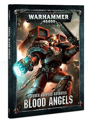 Einfach und sicher online bestellen: Warhammer 40.000 Codex Blood Angels in Österreich kaufen.