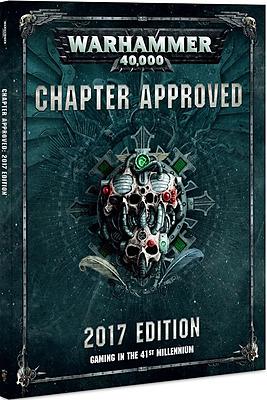 Einfach und sicher online bestellen: Warhammer 40.000 Chapter Approved in Österreich kaufen.