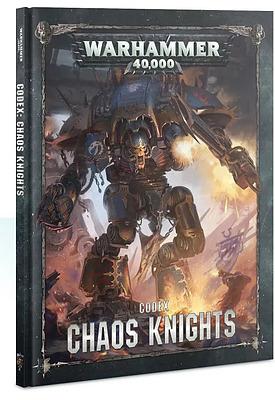 Einfach und sicher online bestellen: Warhammer 40.000 Codex Chaos Knights in Österreich kaufen.