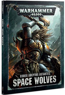 Einfach und sicher online bestellen: Warhammer 40.000 Codex Space Wolves in Österreich kaufen.