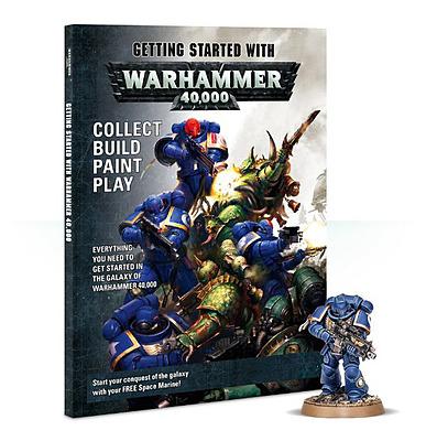 Einfach und sicher online bestellen: Getting started with Warhammer 40k in Österreich kaufen.