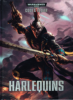 Einfach und sicher online bestellen: Warhammer 40.000: Codex Harlequins in Österreich kaufen.