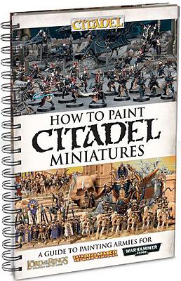 Einfach und sicher online bestellen: How to Paint Citadel Miniatures (Englisch) in Österreich kaufen.