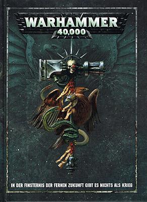Einfach und sicher online bestellen: Warhammer 40.000 Regelbuch 8. Edition in Österreich kaufen.