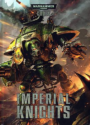 Einfach und sicher online bestellen: Warhammer 40.000 Codex Imperial Knights in Österreich kaufen.
