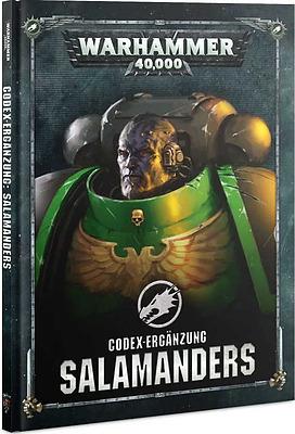 Einfach und sicher online bestellen: Codex: Salamanders in Österreich kaufen.