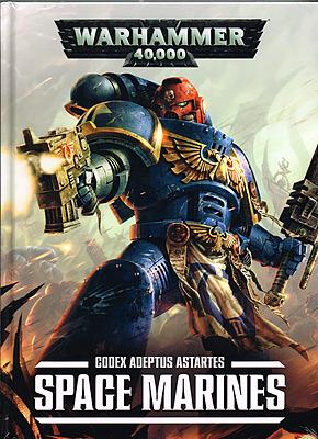 Einfach und sicher online bestellen: Warhammer 40.000: Codex Space Marines in Österreich kaufen.