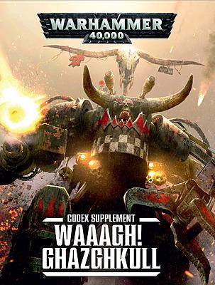 Einfach und sicher online bestellen: Warhammer 40.000 Waagh! Ghazghkull (Englisch) in Österreich kaufen.