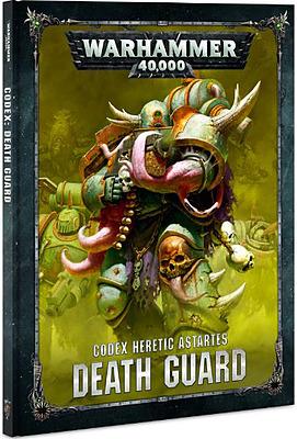 Einfach und sicher online bestellen: Warhammer 40.000: Codex Death Guard in Österreich kaufen.