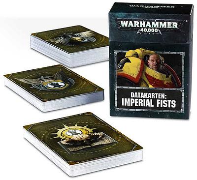 Einfach und sicher online bestellen: Datacards: Imperial Fists in Österreich kaufen.