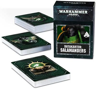 Einfach und sicher online bestellen: Datacards: Salamanders in Österreich kaufen.