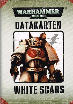 Einfach und sicher online bestellen: Warhammer 40.000: Datacards White Scars in Österreich kaufen.