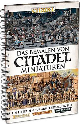 Einfach und sicher online bestellen: Das Bemalen von Citadel Miniaturen in Österreich kaufen.