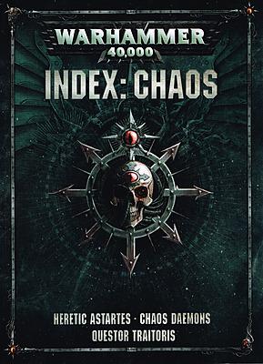 Einfach und sicher online bestellen: Warhammer 40.000: Index Chaos in Österreich kaufen.
