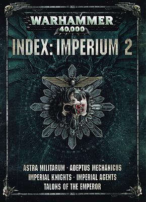 Einfach und sicher online bestellen: Warhammer 40.000: Index Imperium 2 in Österreich kaufen.