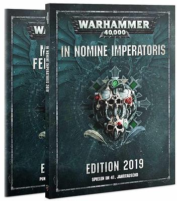 Einfach und sicher online bestellen: Warhammer 40.000 In Nomine Imperatoris 2019 in Österreich kaufen.
