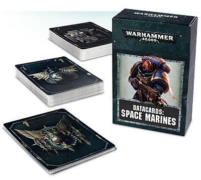 Einfach und sicher online bestellen: Warhammer 40.000: Datacards Space Marines in Österreich kaufen.