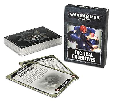 Einfach und sicher online bestellen: Warhammer 40.000: Tactical Objectives in Österreich kaufen.