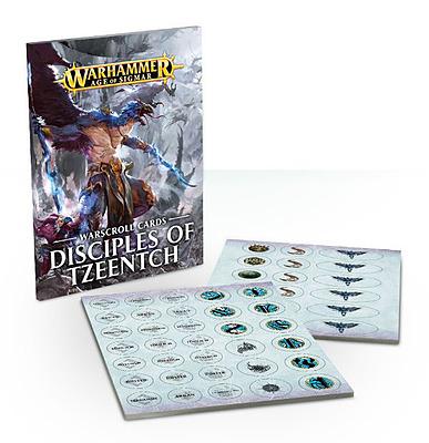 Einfach und sicher online bestellen: Warscrolls: Disciples of Tzeentch in Österreich kaufen.