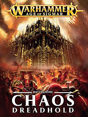 Einfach und sicher online bestellen: Age of Sigmar Battletome Chaos Dreadhold in Österreich kaufen.