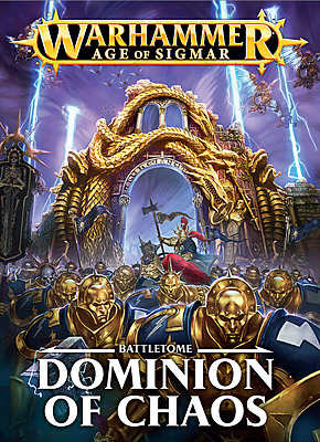 Einfach und sicher online bestellen: Age of Sigmar Battletome Dominion of Chaos in Österreich kaufen.