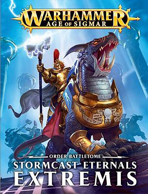 Einfach und sicher online bestellen: Battletome Stormcast Eternals Extremis in Österreich kaufen.