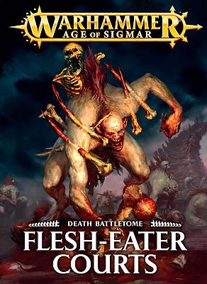 Einfach und sicher online bestellen: Age of Sigmar Battletome Flesh-Eater Courts in Österreich kaufen.