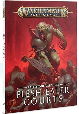 Einfach und sicher online bestellen: Battletome Flesh-Eater Courts in Österreich kaufen.
