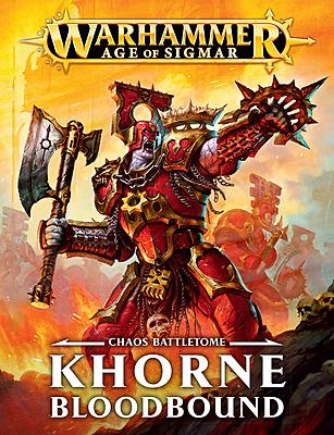 Einfach und sicher online bestellen: Age of Sigmar Battletome Khorne Bloodbound in Österreich kaufen.