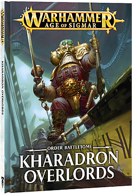 Einfach und sicher online bestellen: Age of Sigmar Battletome Kharadron Overlords in Österreich kaufen.