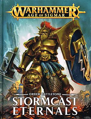 Einfach und sicher online bestellen: Age of Sigmar Battletome Stormcast Eternals in Österreich kaufen.