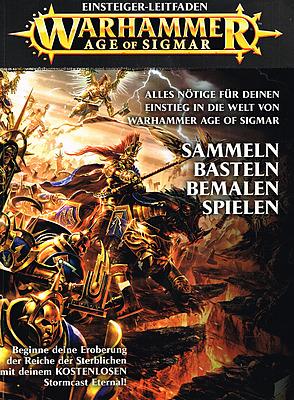Einfach und sicher online bestellen: Warhammer: Getting Startet with Age of Sigmar in Österreich kaufen.