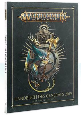 Einfach und sicher online bestellen: Age of Sigmar Handbuch des Generals 2019 in Österreich kaufen.