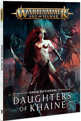 Einfach und sicher online bestellen: Battletome Daughters of Khaine in Österreich kaufen.