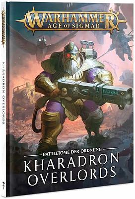 Einfach und sicher online bestellen: Battletome Kharadron Overlords in Österreich kaufen.
