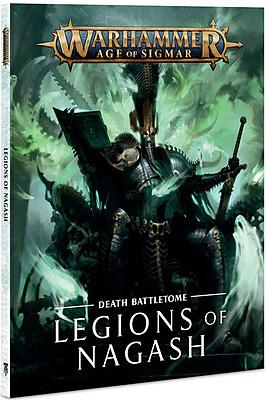Einfach und sicher online bestellen: Battletome: Legions of Nagash in Österreich kaufen.