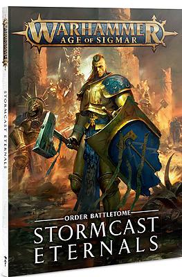 Einfach und sicher online bestellen: Battletome: Stormcast Eternals in Österreich kaufen.